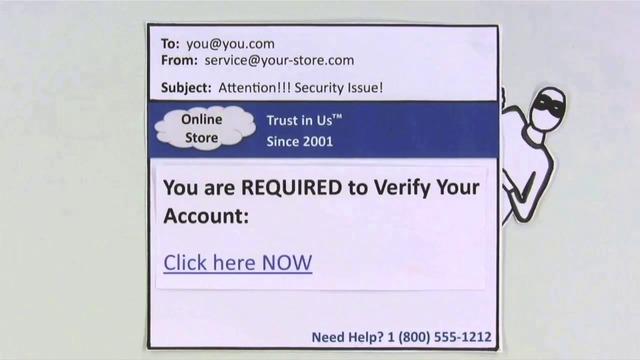 Common Craft erklärt Ihnen Phishing