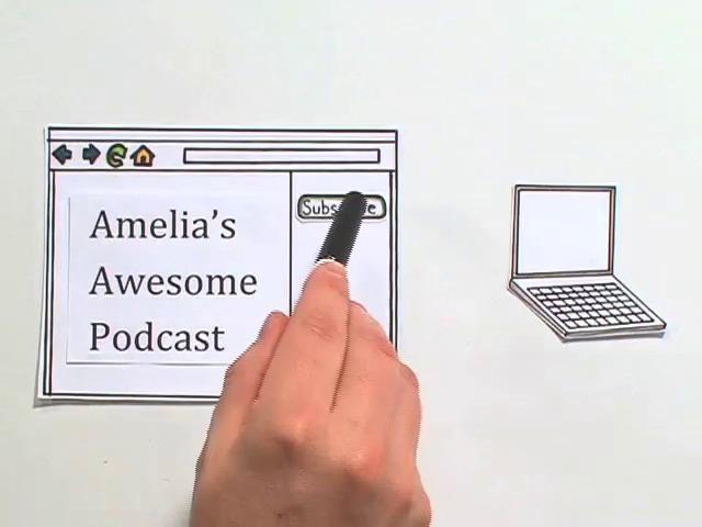 Podcasting verklaard door Common Craft