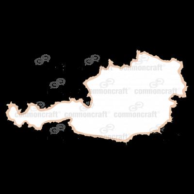 Austria Map