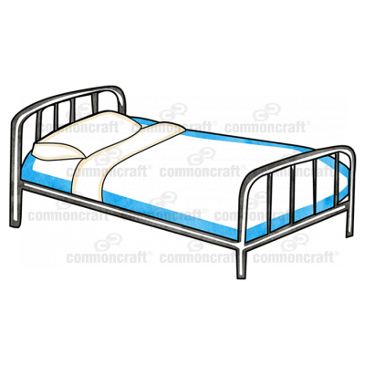 Bed Hospital