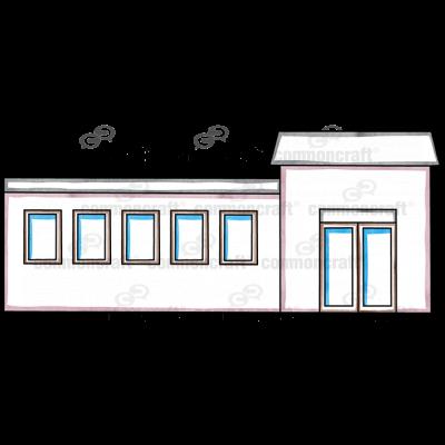 Building Store Long