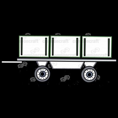 Farm Container Transport