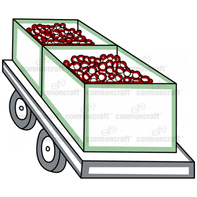 Farm Container Transport 2 Red
