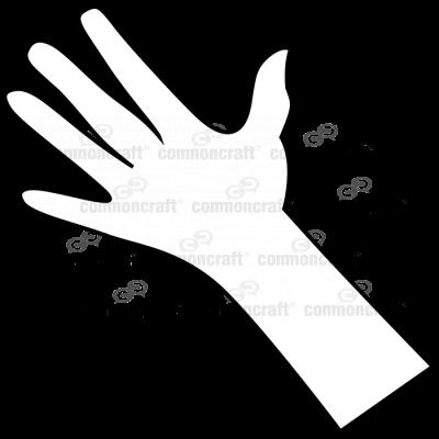 Hand Open Wide
