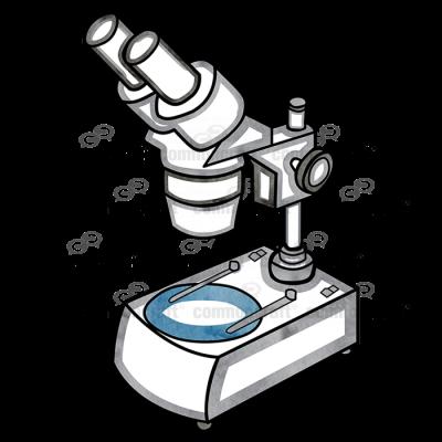 Microscope Detail