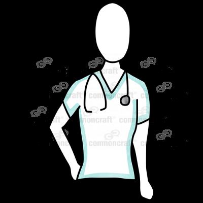 Nurse Waist