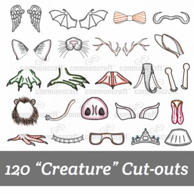 Creature Pack 1
