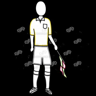 Referee Flag Down
