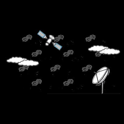Satellite Scene