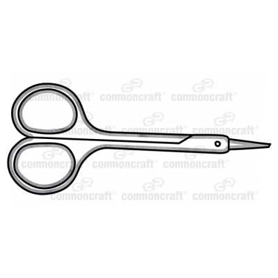 Scissors Clippers Small Closed