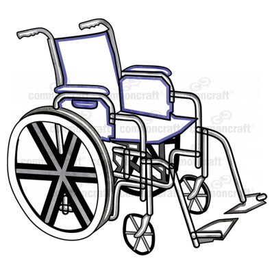 Wheelchair Detail