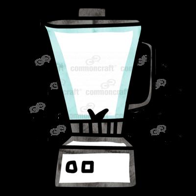 Blender Mixer Short