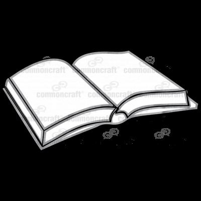 Book Open Table