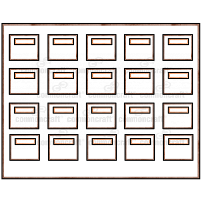 Card Catalog Furniture