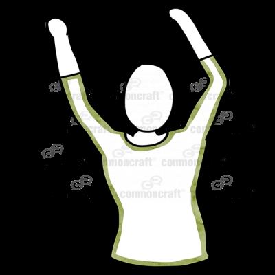 Carla Waist Arms Up