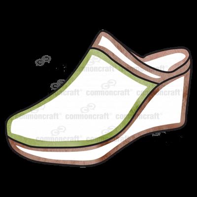 Clog Heel