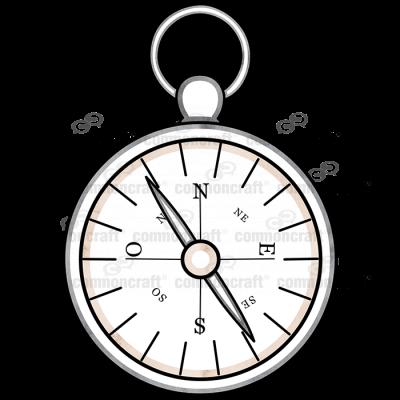 Compass Flat