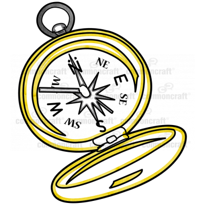 Compass Flip