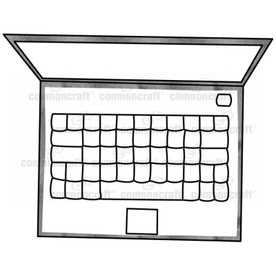 Computer Above