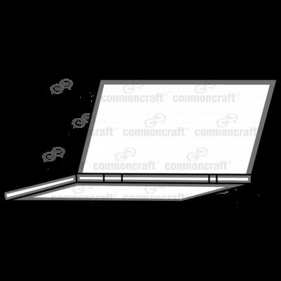 Computer Back U