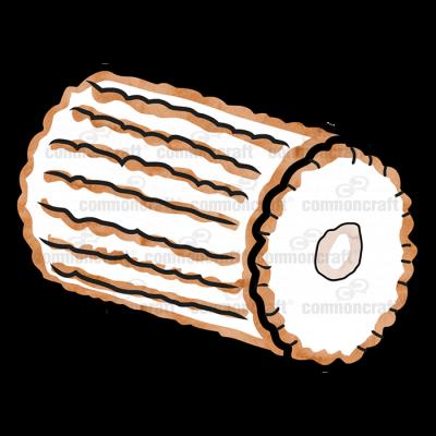 Corn Cob Cut