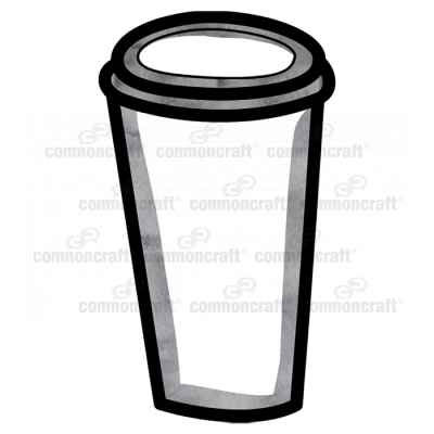 Coffee Cup Takeout