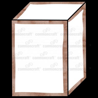 Desk Box Tall Furniture