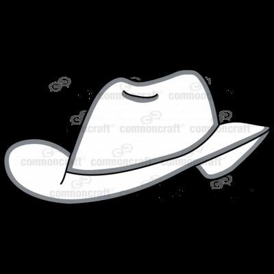 Detective Hat Front