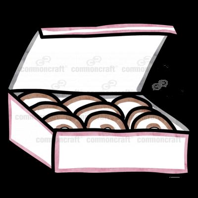 Donut Box 9