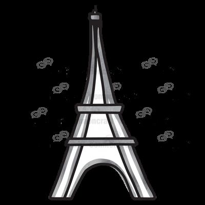 Eiffel Tower Basic