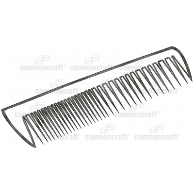 Fine Toothed Comb