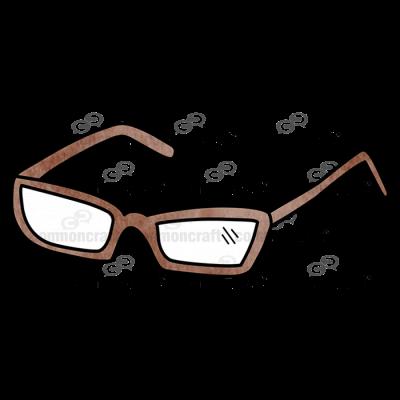 Glasses Brown