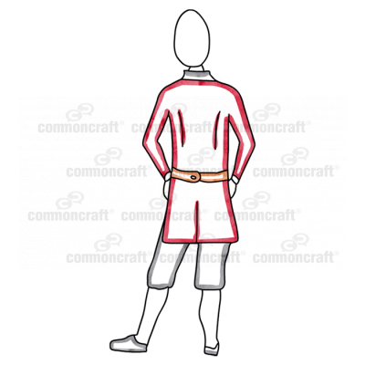 History Male Standing 2