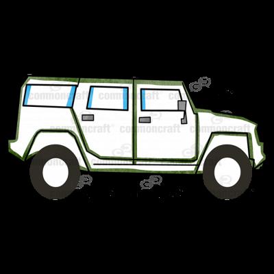 Hummer Jeep