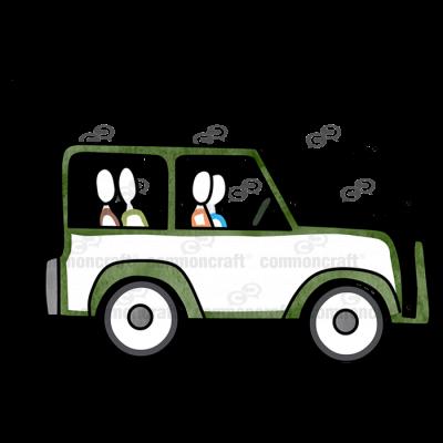 Jeep Passengers