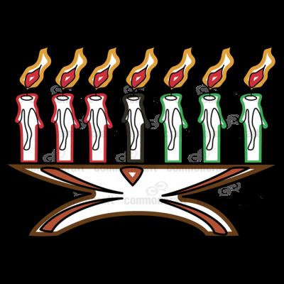 Kwanzaa Candle
