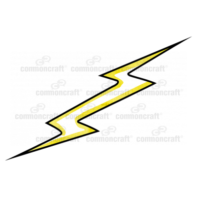 Lightning Bolt Electricity
