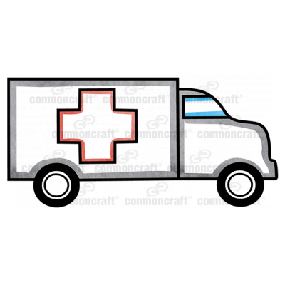 Medical Supply Ambulance
