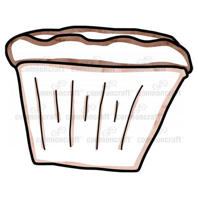 Muffin Cupcake