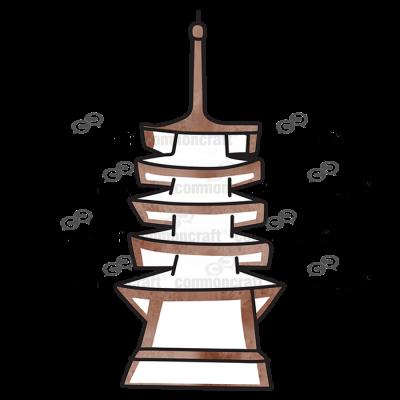 Pagoda Asia