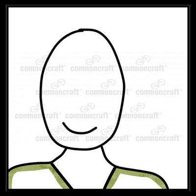 Portrait Icon Headshot Olive