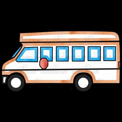 Bus School Short