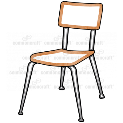 School Chair 2