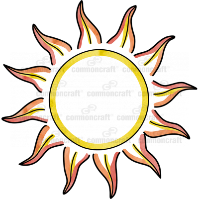 Sun 2 Border 1