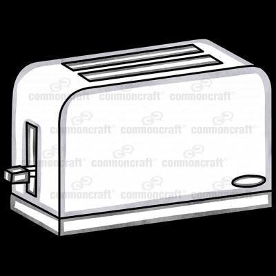 Toaster Modern