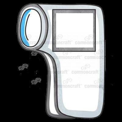Video Camera Handheld