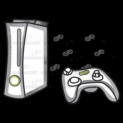 Video Game Console Xbox