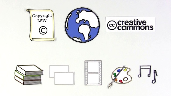 New Video: Copyright and Creative Commons   Common Craft