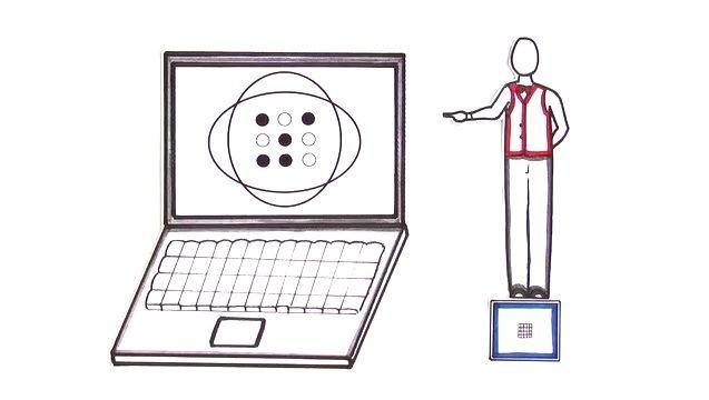 コモンクラフトによるコンピュータハードウェアの説明
