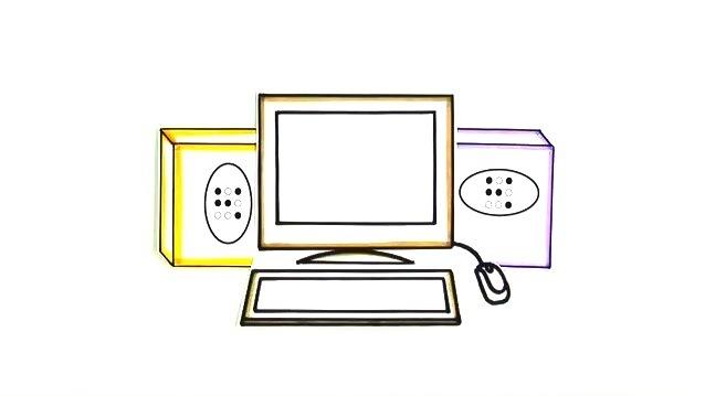コモンクラフトによるコンピュータソフトの説明